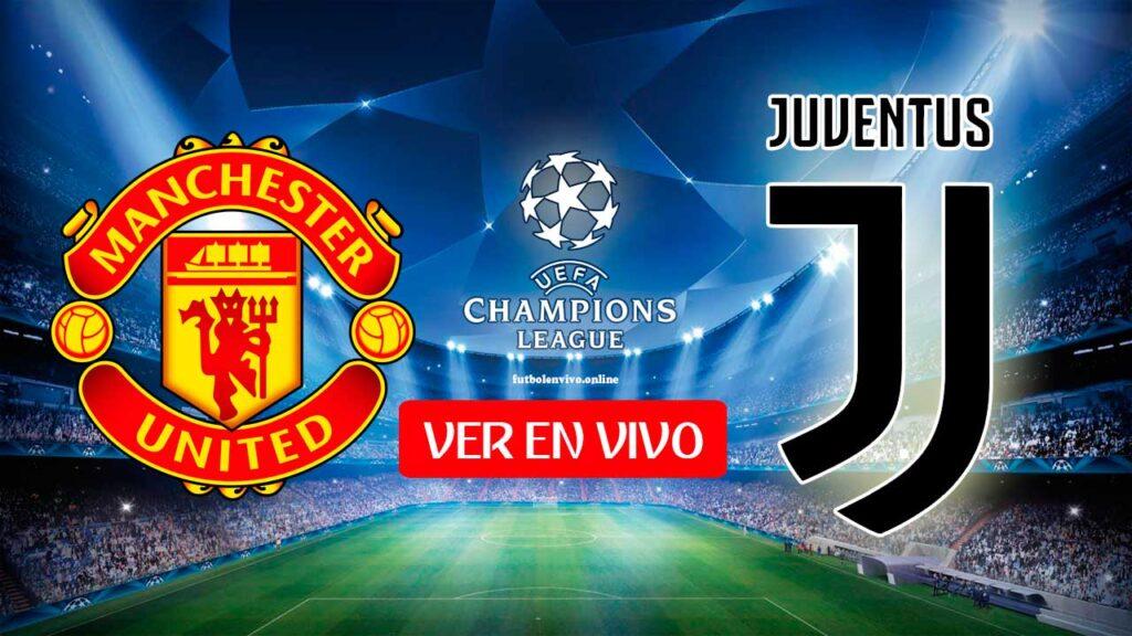 Manchester-United-vs-Juventus-en-VIVO