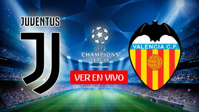 Juventus-vs-Valencia-en-VIVO