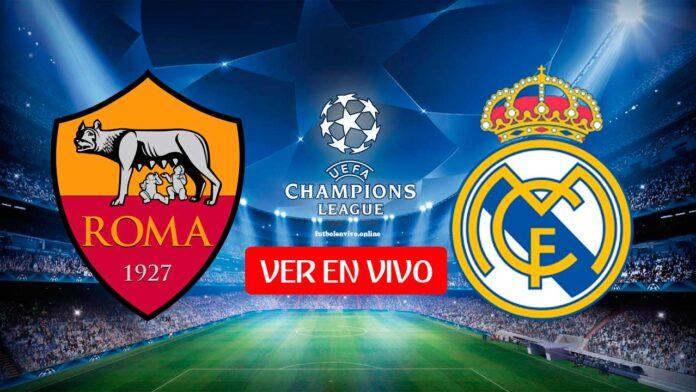 Roma-vs-Real-Madrid-en-VIVO