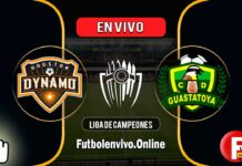 Houston Dynamo vs Guastatoya en VIVO En Directo
