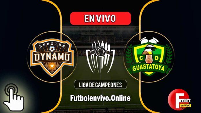 Houston Dynamo vs Guastatoya en VIVO En Directo