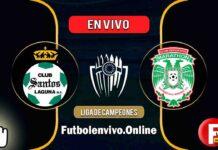 Santos vs Marathón en VIVO Liga de Campeones Concacaf