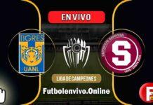 Tigres vs Saprissa en VIVO Liga de Campeones