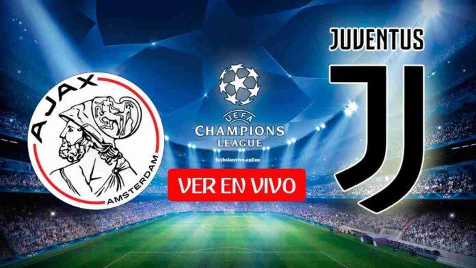 Ajax-vs-Juventus-en-VIVO