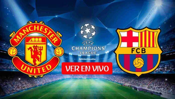 Manchester-United-vs-Barcelona-en-VIVO
