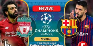 Liverpool vs Barcelona en VIVO
