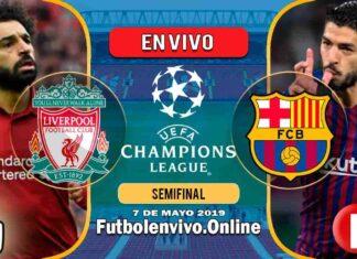 Liverpool vs Barcelona en VIVO