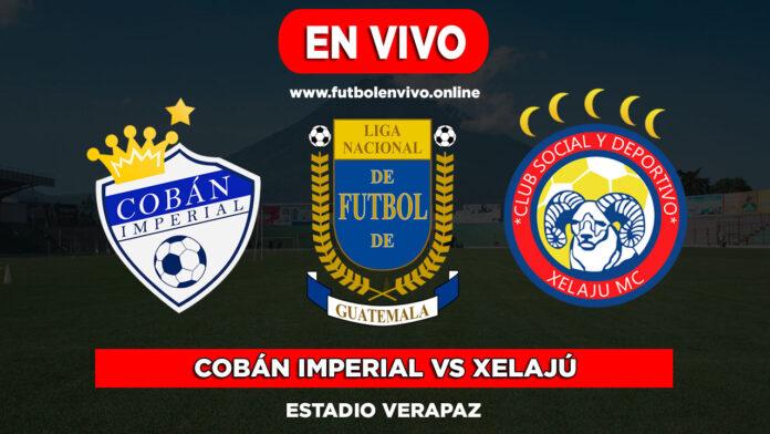 Cobán-Imperial-vs-Xelajú-en-vivo-online